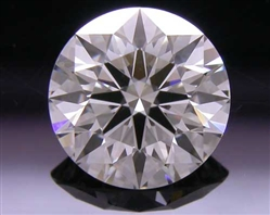0.785 ct I VVS1 A CUT ABOVE® Hearts and Arrows Super Ideal Round Cut Loose Diamond