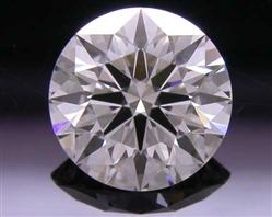0.785 ct I VVS1 A CUT ABOVE® Hearts and Arrows Super Ideal Round Cut Loose Diamond