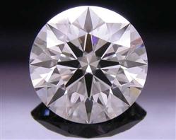 0.727 ct I VVS2 A CUT ABOVE® Hearts and Arrows Super Ideal Round Cut Loose Diamond