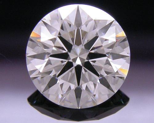 0.73 ct H VVS1 A CUT ABOVE® Hearts and Arrows Super Ideal Round Cut Loose Diamond