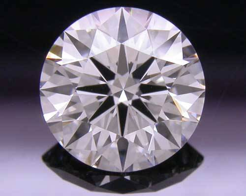 0.73 ct H VS1 A CUT ABOVE® Hearts and Arrows Super Ideal Round Cut Loose Diamond