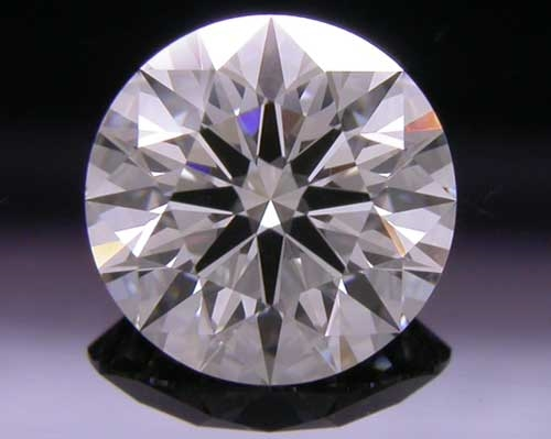 0.76 ct J VVS2 A CUT ABOVE® Hearts and Arrows Super Ideal Round Cut Loose Diamond