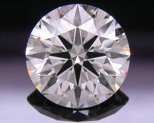 0.767 ct J SI1 Expert Selection Round Cut Loose Diamond