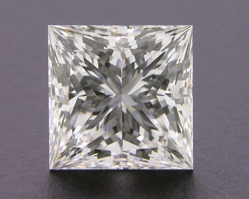 1.043 ct G VS1 A CUT ABOVE® Princess Super Ideal Cut Diamond