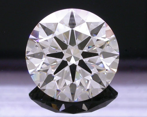 5.126 ct I SI1 A CUT ABOVE® Hearts and Arrows Super Ideal Round Cut Loose Diamond