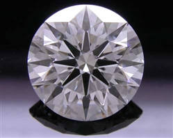 1.543 ct F VS2 A CUT ABOVE® Hearts and Arrows Super Ideal Round Cut Loose Diamond