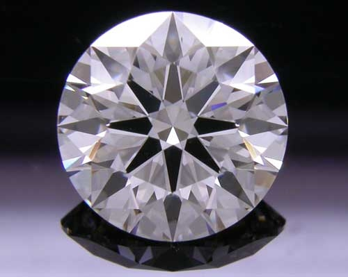 1.54 ct H VS2 A CUT ABOVE® Hearts and Arrows Super Ideal Round Cut Loose Diamond