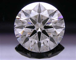 1.506 ct G VS2 A CUT ABOVE® Hearts and Arrows Super Ideal Round Cut Loose Diamond