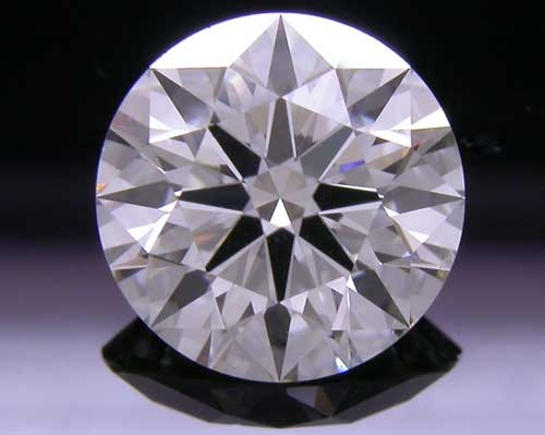 1.508 ct I SI1 A CUT ABOVE® Hearts and Arrows Super Ideal Round Cut Loose Diamond
