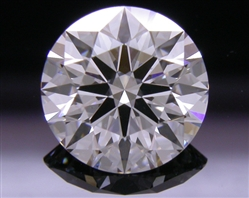 1.22 ct D VS2 A CUT ABOVE® Hearts and Arrows Super Ideal Round Cut Loose Diamond