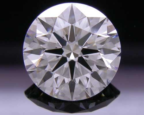 1.205 ct E VS1 A CUT ABOVE® Hearts and Arrows Super Ideal Round Cut Loose Diamond