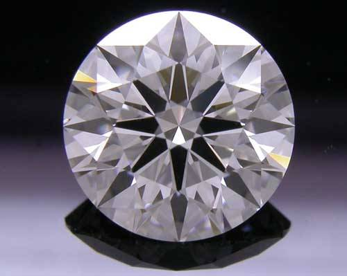 1.232 ct G VS2 A CUT ABOVE® Hearts and Arrows Super Ideal Round Cut Loose Diamond