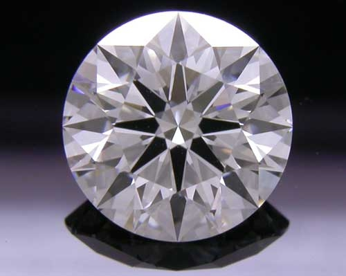 1.242 ct H VS2 A CUT ABOVE® Hearts and Arrows Super Ideal Round Cut Loose Diamond