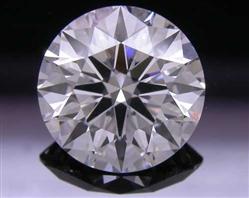 1.026 ct E VS2 A CUT ABOVE® Hearts and Arrows Super Ideal Round Cut Loose Diamond