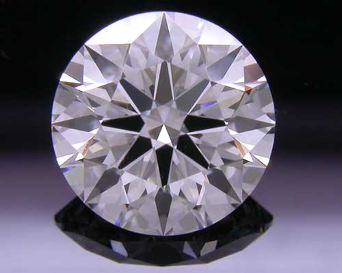 1.011 ct F VS2 A CUT ABOVE® Hearts and Arrows Super Ideal Round Cut Loose Diamond