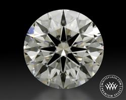 1.126 ct G VS1 Premium Select Round Cut Loose Diamond