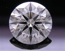 1.02 ct G VS1 A CUT ABOVE® Hearts and Arrows Super Ideal Round Cut Loose Diamond