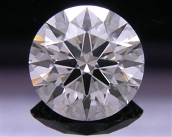 1.047 ct G VS2 A CUT ABOVE® Hearts and Arrows Super Ideal Round Cut Loose Diamond