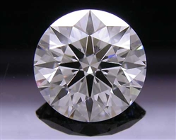 1.136 ct G VS2 A CUT ABOVE® Hearts and Arrows Super Ideal Round Cut Loose Diamond