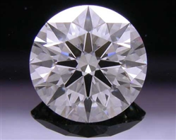 1.012 ct H VS2 A CUT ABOVE® Hearts and Arrows Super Ideal Round Cut Loose Diamond