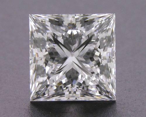 1.051 ct D VVS1 Expert Selection Princess Cut Loose Diamond