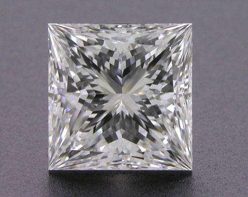 1.021 ct E VVS2 Expert Selection Princess Cut Loose Diamond