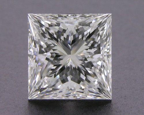 1.021 ct E VVS2 Expert Selection Princess Cut Loose Diamond