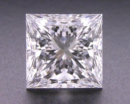 1.012 ct E SI1 Expert Selection Princess Cut Loose Diamond