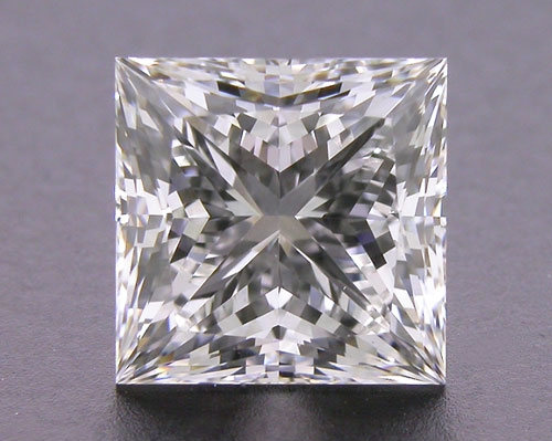 1.053 ct H VVS2 Expert Selection Princess Cut Loose Diamond