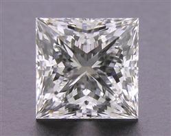 1.053 ct H VVS2 Expert Selection Princess Cut Loose Diamond