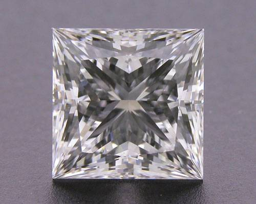 1.051 ct G VS1 A CUT ABOVE® Princess Super Ideal Cut Diamond