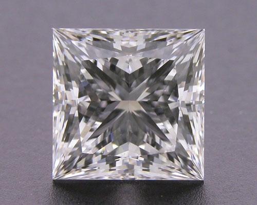 1.051 ct G VS1 A CUT ABOVE® Princess Super Ideal Cut Diamond