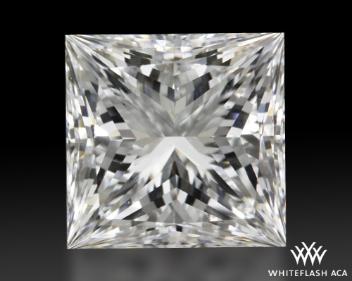 2.064 ct F VS1 A CUT ABOVE® Princess Super Ideal Cut Diamond