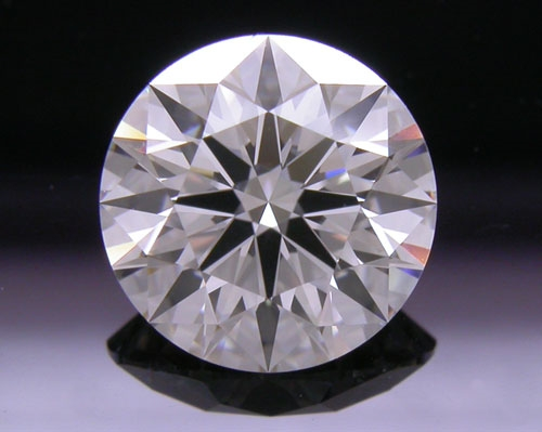 1.218 ct F VS1 A CUT ABOVE® Hearts and Arrows Super Ideal Round Cut Loose Diamond