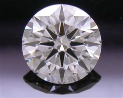 0.447 ct F VS2 A CUT ABOVE® Hearts and Arrows Super Ideal Round Cut Loose Diamond
