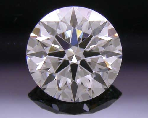 0.445 ct E SI2 A CUT ABOVE® Hearts and Arrows Super Ideal Round Cut Loose Diamond