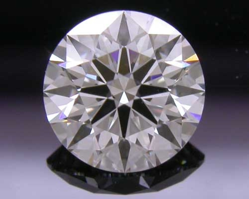 0.552 ct G VS2 A CUT ABOVE® Hearts and Arrows Super Ideal Round Cut Loose Diamond