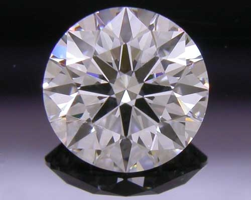 0.533 ct G VS1 A CUT ABOVE® Hearts and Arrows Super Ideal Round Cut Loose Diamond