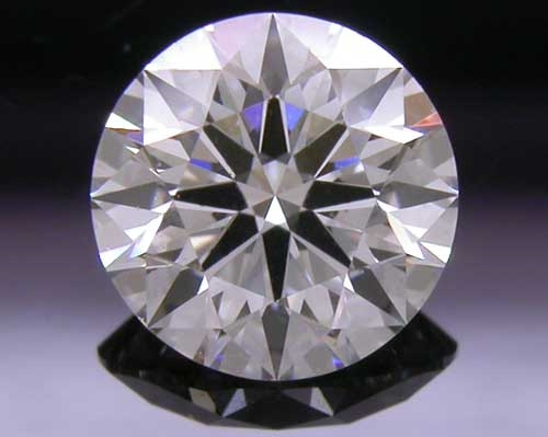 0.583 ct G VS2 A CUT ABOVE® Hearts and Arrows Super Ideal Round Cut Loose Diamond