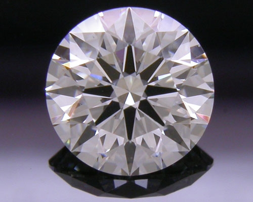 0.598 ct G VS2 A CUT ABOVE® Hearts and Arrows Super Ideal Round Cut Loose Diamond