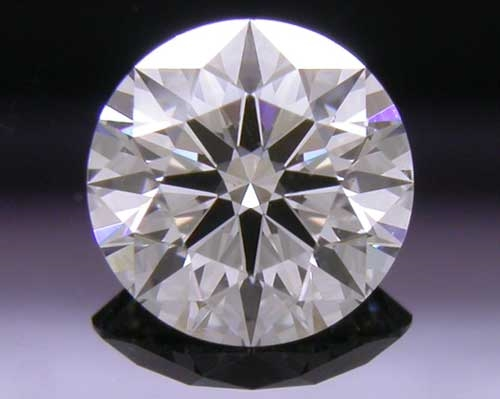 0.556 ct H VS2 A CUT ABOVE® Hearts and Arrows Super Ideal Round Cut Loose Diamond