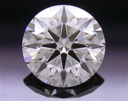 0.57 ct G VS2 A CUT ABOVE® Hearts and Arrows Super Ideal Round Cut Loose Diamond