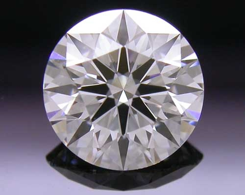 0.553 ct G VS1 A CUT ABOVE® Hearts and Arrows Super Ideal Round Cut Loose Diamond