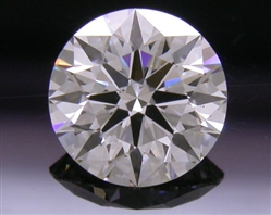 0.545 ct H SI1 Expert Selection Round Cut Loose Diamond