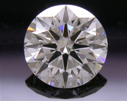 0.541 ct J SI1 Expert Selection Round Cut Loose Diamond