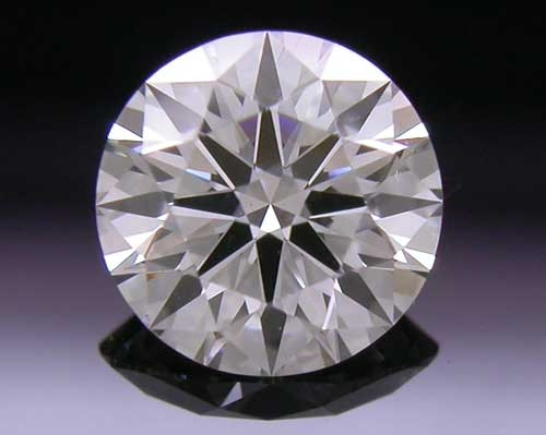 0.464 ct I VS2 A CUT ABOVE® Hearts and Arrows Super Ideal Round Cut Loose Diamond