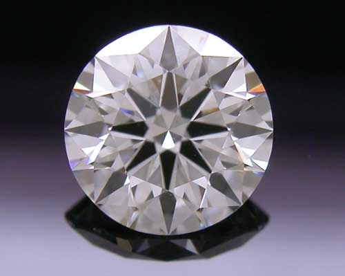 0.47 ct I VS1 A CUT ABOVE® Hearts and Arrows Super Ideal Round Cut Loose Diamond