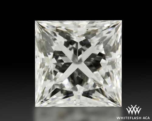 1.093 ct G VVS2 A CUT ABOVE® Princess Super Ideal Cut Diamond