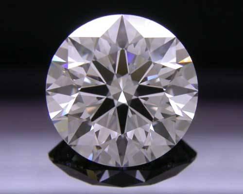 1.555 ct E VVS2 A CUT ABOVE® Hearts and Arrows Super Ideal Round Cut Loose Diamond