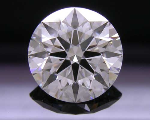 1.62 ct F VVS2 A CUT ABOVE® Hearts and Arrows Super Ideal Round Cut Loose Diamond
